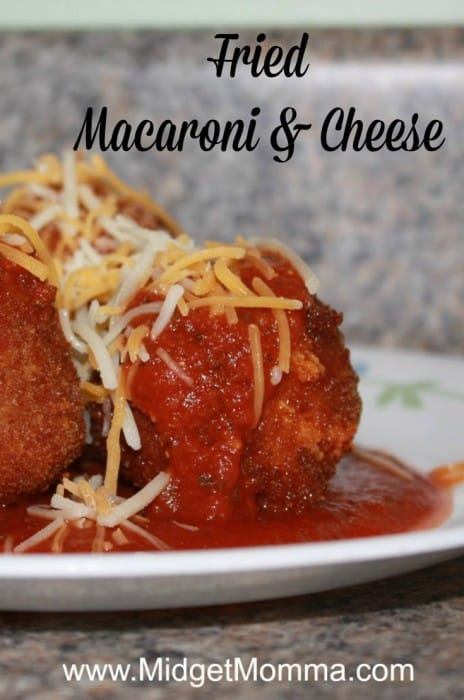 Cheesecake Factory Fried Macaroni and Cheese