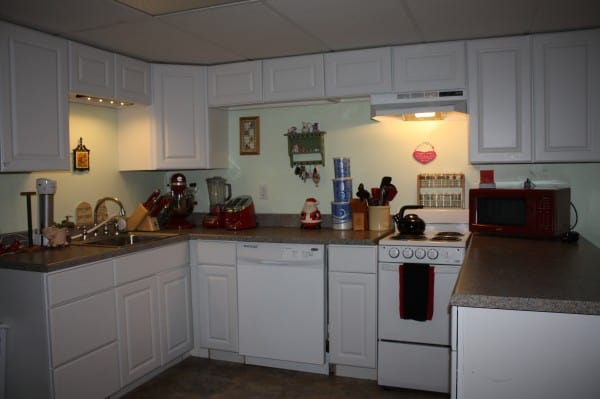 My new Kitchen…I am in LOVE!