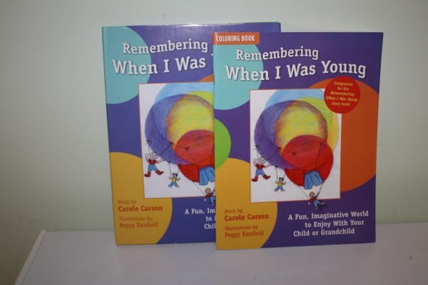 Big Birthday Bash-Remembering when I was Young{Review and Giveaway}