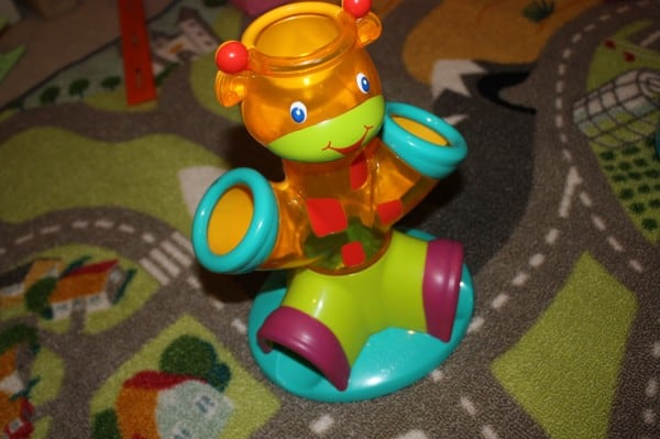 Big Birthday Bash- Bright Starts Toys {Review and Giveaway}