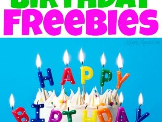 86 Birthday FREEBIES to Snag!