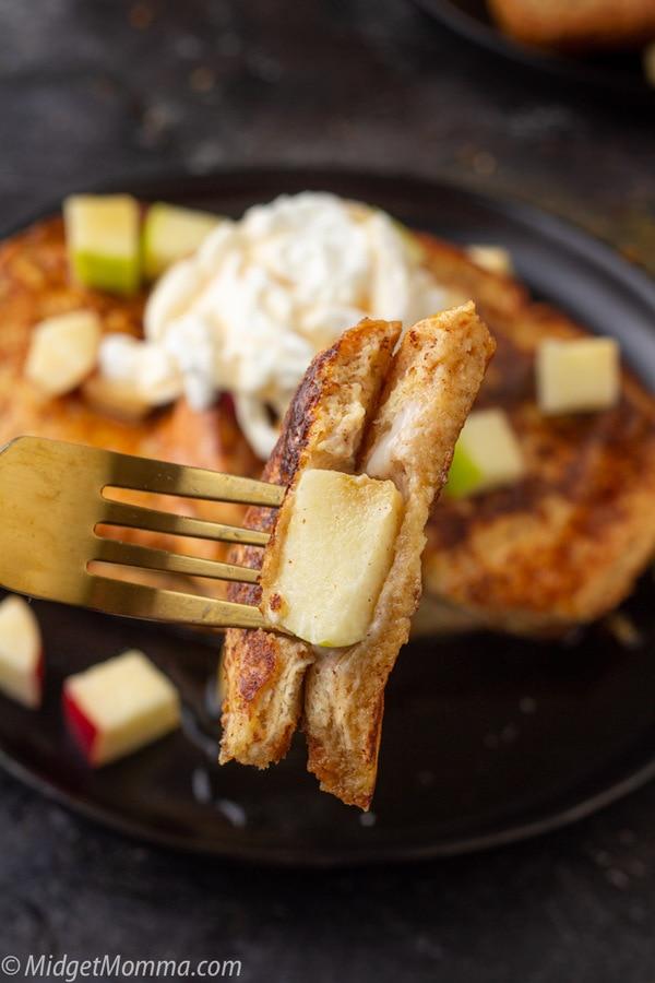 Apple Stuffed French Toast-5