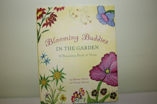 Big Birthday Bash- Blooming Buddies in the Garden{Review and Giveaway}