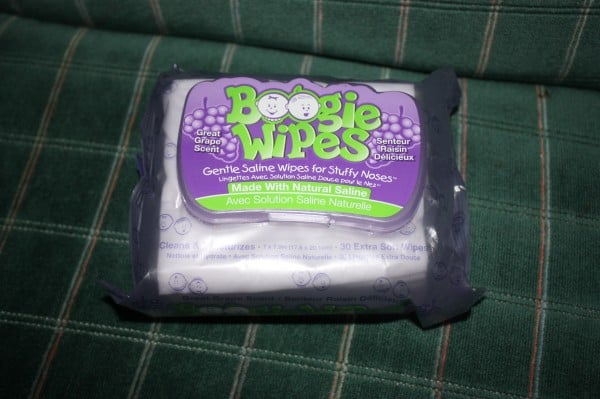Boogie Wipes{Review and Giveaway}