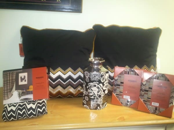Luxury Living Frugal Style Shopping: Missoni for Target