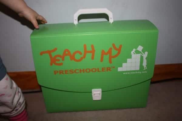 Review & Giveaway: Teach My Preschooler