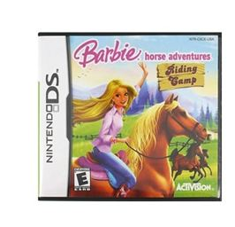 ***Exclusive Focal Price Deal*** Barbie Horse Adventures: Riding Camp DS Game for $10.24 Shipped