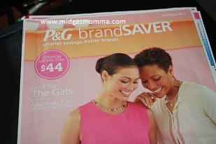 10/16 P & G Coupon Insert Preview