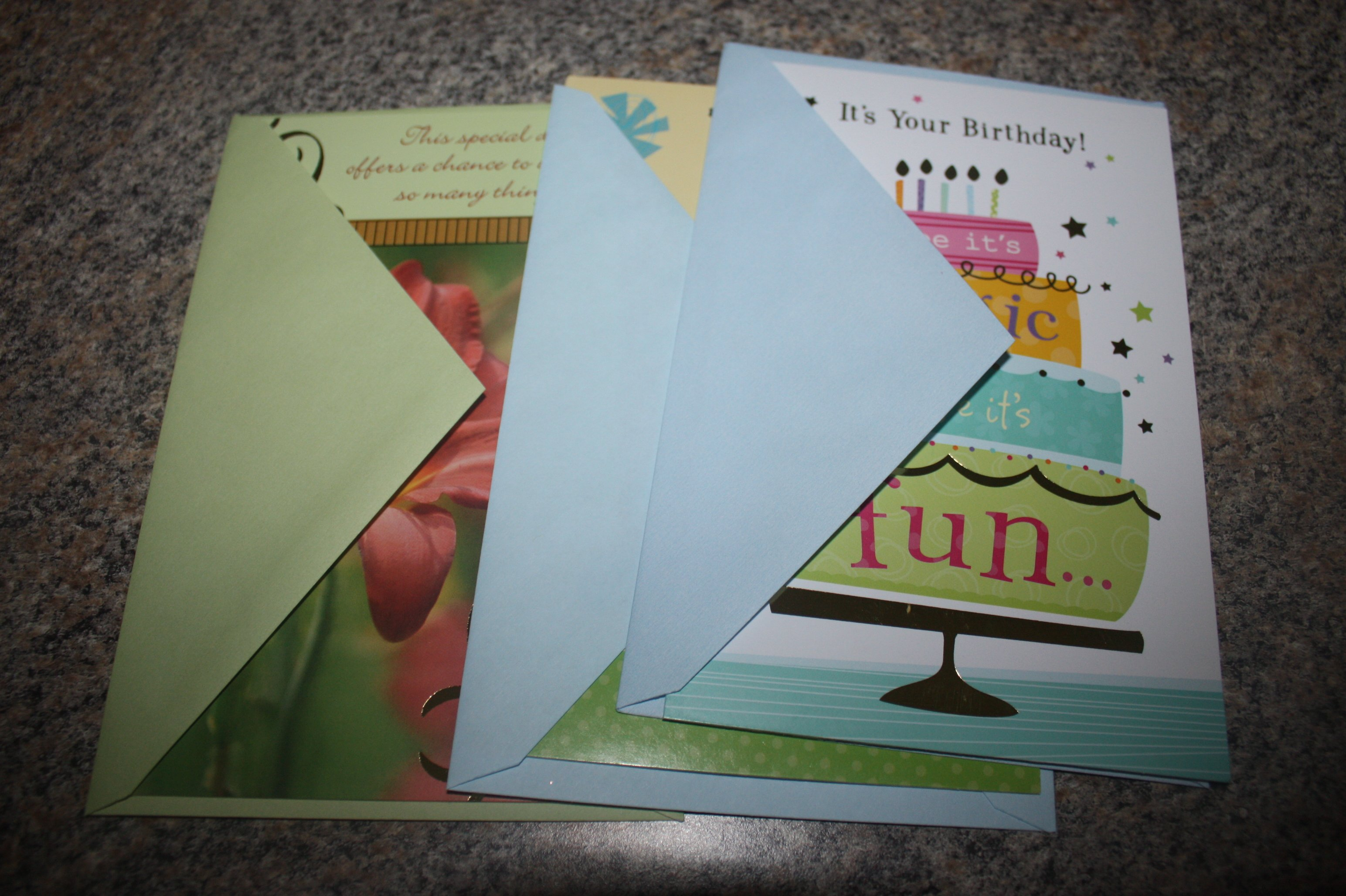 I Scored This Deal Week At CVS Buy 3 American Greetings Cards Get ECB Look For The That Are 99 And Pay 297 Making Them