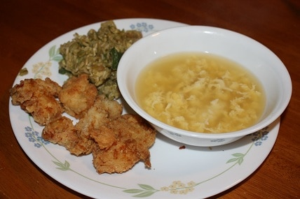 This is a very budget friendly way to enjoy your Chinese food at home. The best part is they are all very easy to put together.