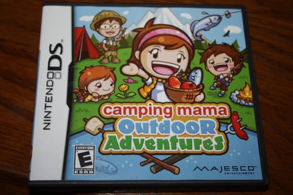 Review: Camping Mama Outdoor Adventures (for Nintendo DS)
