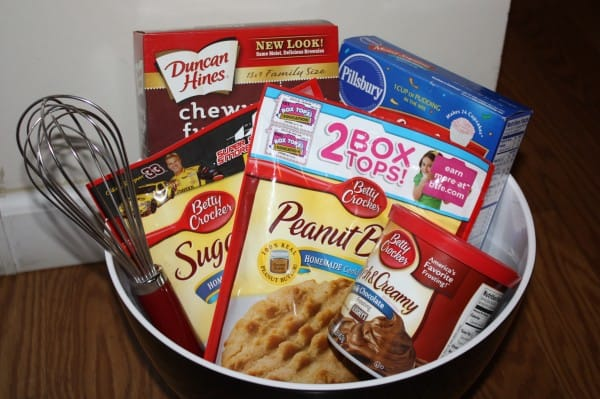 Last Minute Gift Idea: Bakers Delight Basket