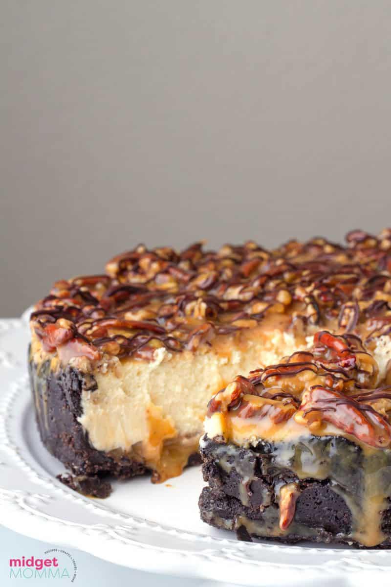 Turtle Cheesecake Recipe