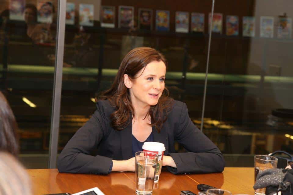 Interview with Emily Watson From War Horse #DisneyDreamWorksEvent