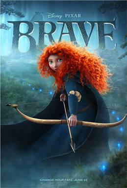 Exclusive Movie Trailer for New Disney Movie Brave -In theaters Summer 2012
