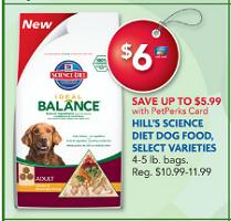 Pet Smart: FREE Hill's Science Diet Dog Food