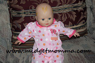 How to Save Money on Doll Clothes & other needs for your little one's baby dolls