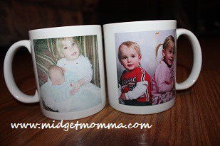 Valentine's Day Photo Mugs