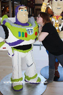 I Met Buzz LightYear!