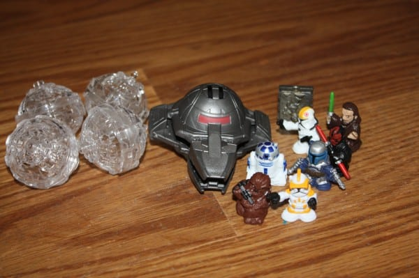 {Review} Star Wars Pods