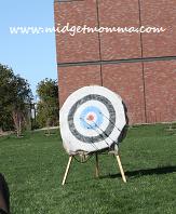 A Scottish Morning at Pixar Animation Studios- Archery, Bagpipes & Kilts!