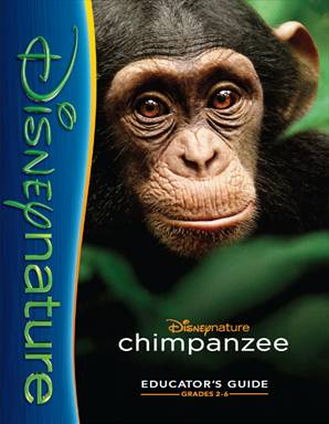 FREE Chimpanzee Educator's Guide for Teachers