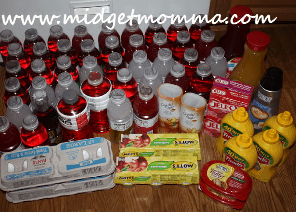 Acme Shopping Trip- Paid 11.56 Saved- 109.38 (Plus 2 FREE Movie tickets) – Get 20 Vitamin Waters & a Movie Ticket for FREE