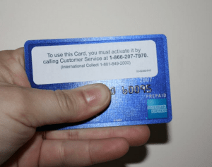 i wanted to share this free prepaid american express credit card - Prepaid Credit Cards No Fees