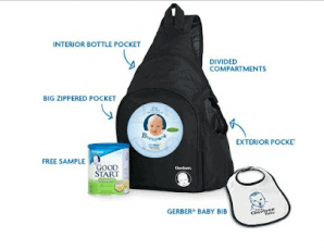 Another Awesome Baby Freebie From Everyday Family A Gerber Pack Filled With 114 In Goos