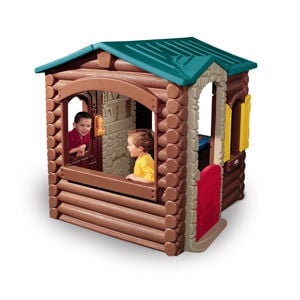 Little Tikes Log Cabin Play House Only 37999 Reg Price 51999