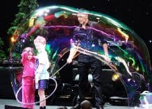 Gazillion Bubble Show Tickets ONLY $38! (Reg price $64)