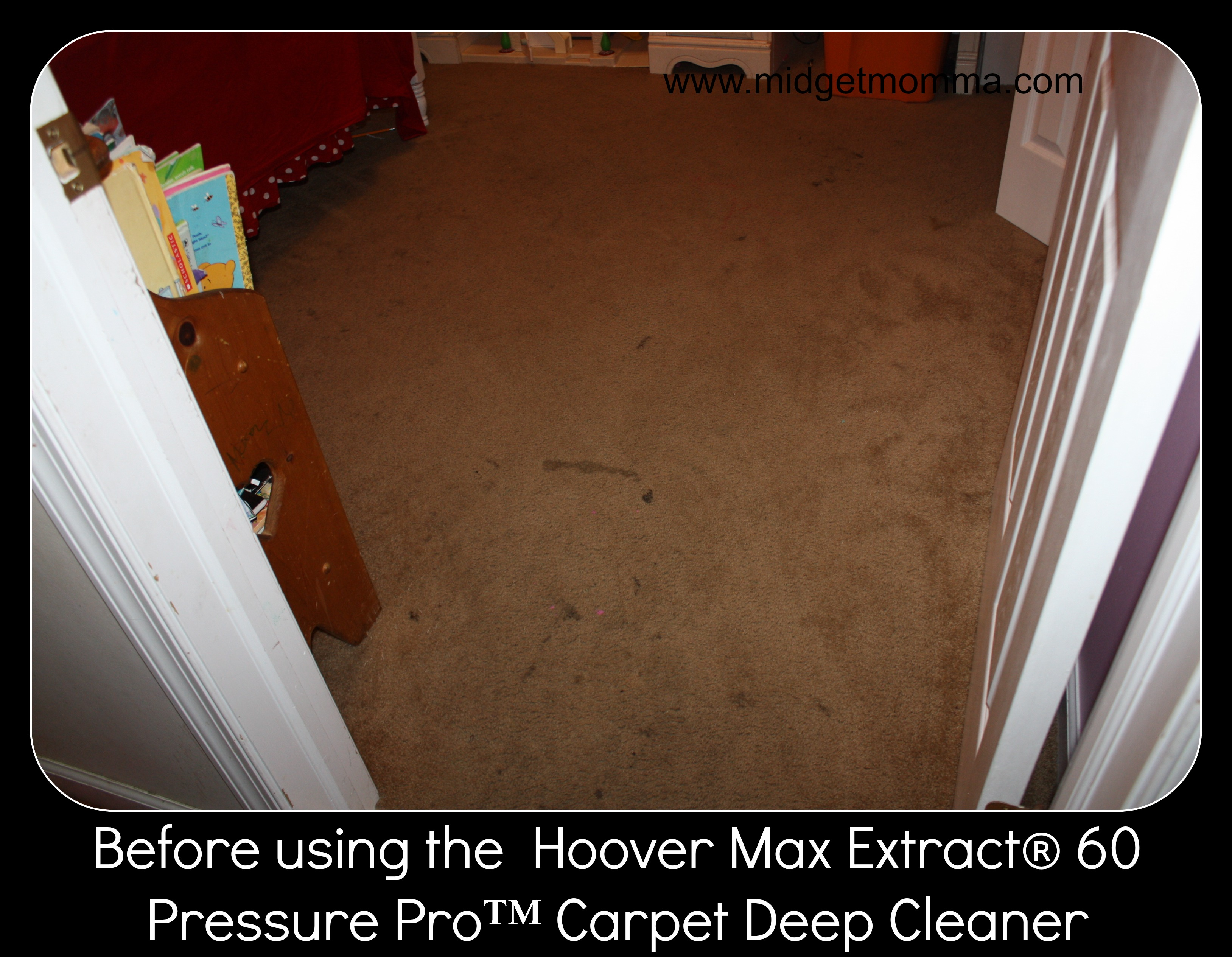 Get the Dirt out of Your Carpets with The Hoover Max Extract 60
