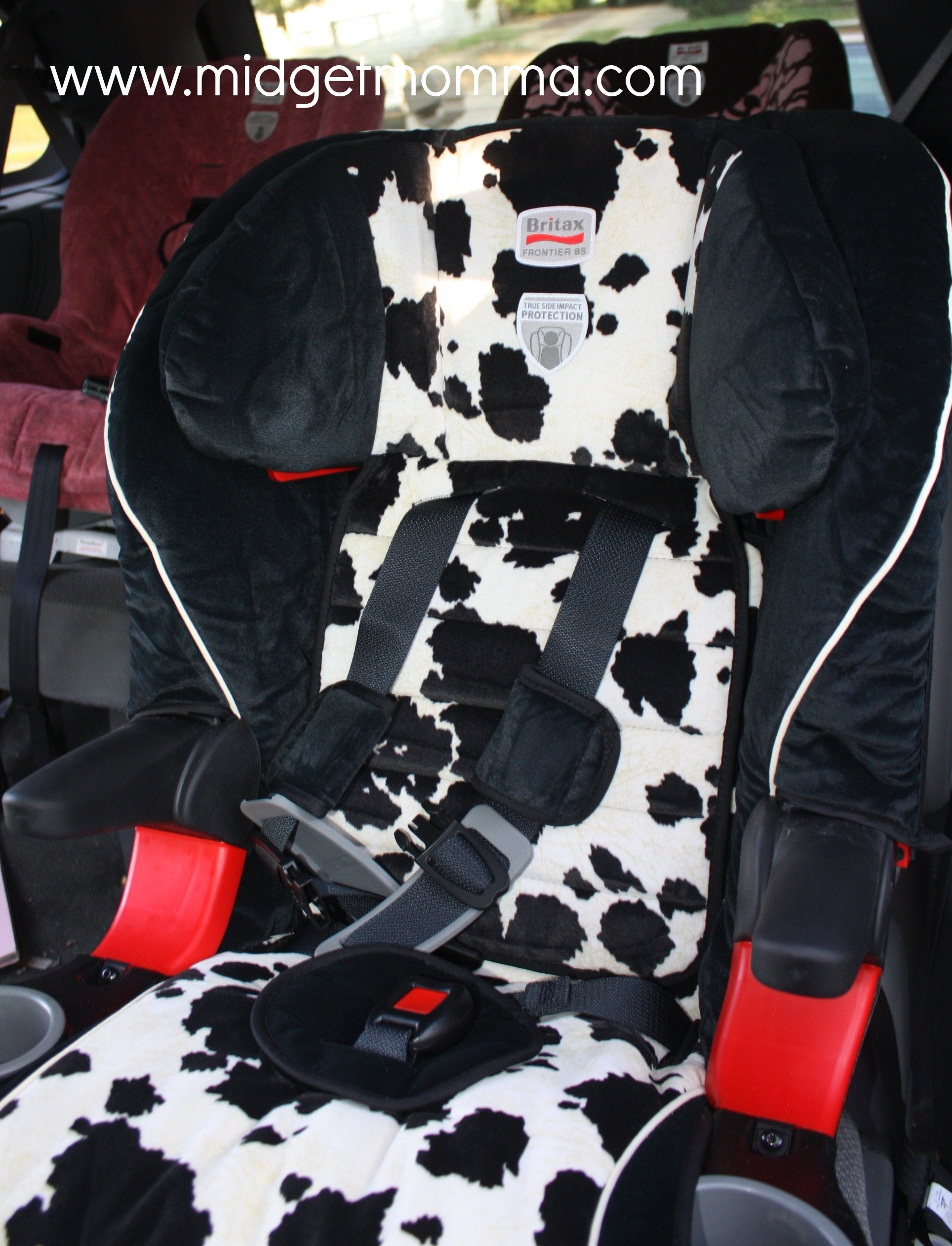 Who Wants To Win A Britax Frontier 85 Carseat