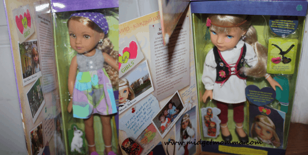 {Review} Fun with Friends and Hearts for Hearts Dolls