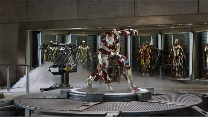 Entertainment: New Iron Man 3 Movie Clip!