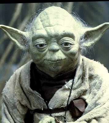 Entertainment: Disney + LucasFilms = One Excited Me!!! Yey! For more Yoda!!!!