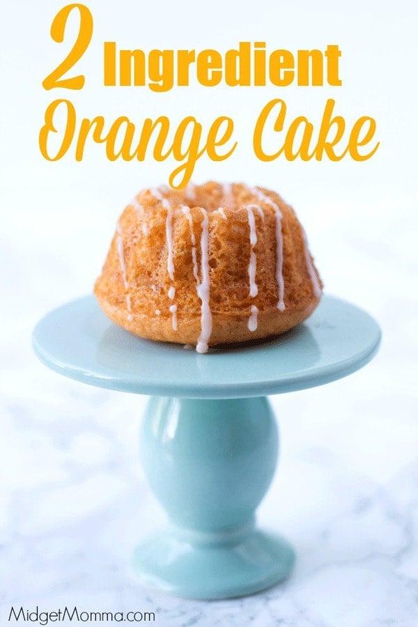Easy Mini Bundt Cake Recipes