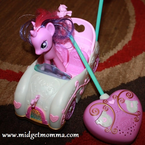 {Holiday Gift Guide} My Little Pony Twilight Sparkle RC