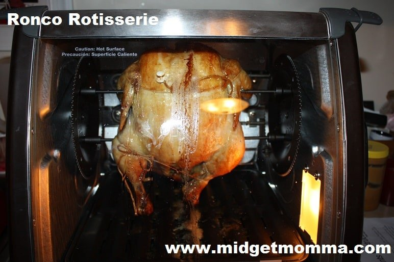{Holiday Gift Guide} Ronco Rotisserie Review