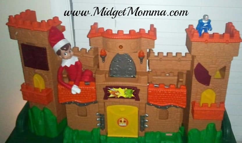 Check out our Elf on the Shelf House or Castle Take Over Idea for your fun holiday traditions this Christmas season!