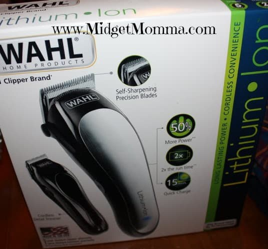 {Holiday Gift Guide} Wahl Hair Clippers
