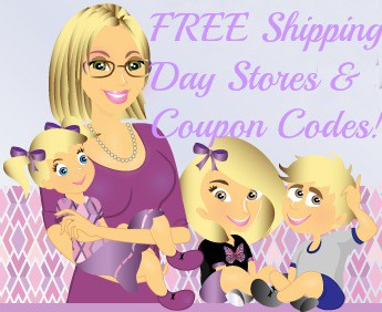 HUGE list of FREE Shipping Offers & Coupon Codes for FREE Shipping day!