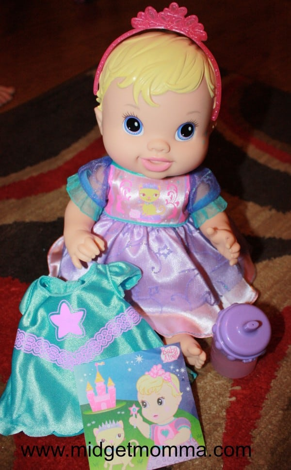 {Holiday Gift Guide} Baby Alive Sips 'N Tinkles