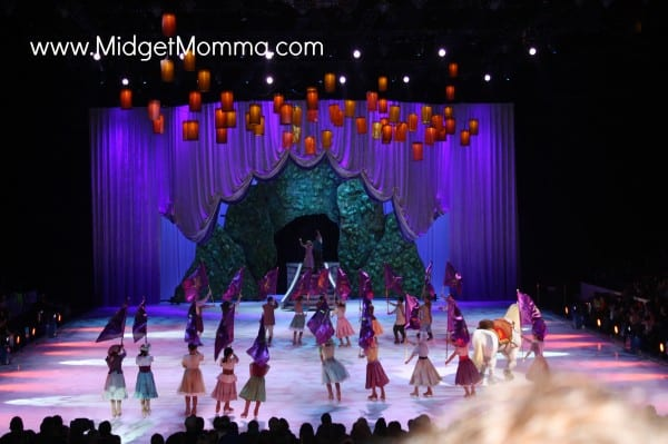 Disney on Ice Rockin' Ever After Brings The Disney Magic to the Ice!