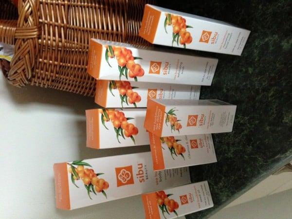 Sibu Skin Products Help me Pamper myself at home!