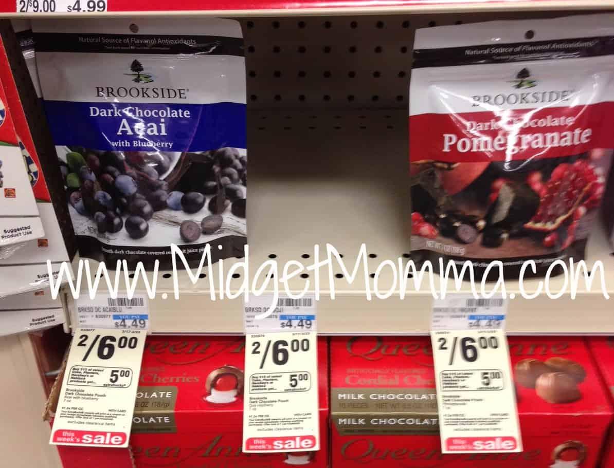 Brookside chocolates Coupon – Brookside Chocolates ONLY .50 a Bag! (Reg $4.49!)