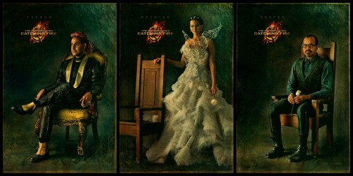 Hunger Games catching fire capitol