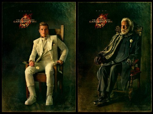 Hunger Games catching fire capitol characters
