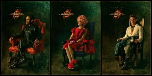 Hunger Games catching fire capitol images