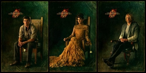 Hunger Games catching fire capitol pictures